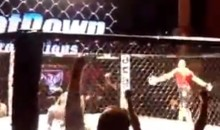 Check Out This Four-Second Knockout from an Amateur MMA Fight (Video)