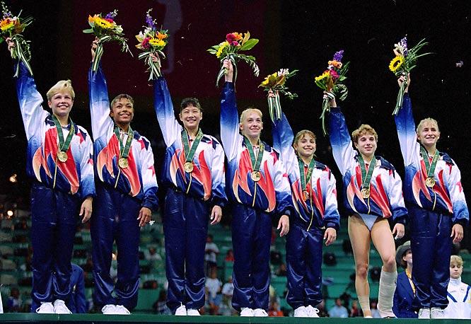 5 kerri strug vault 1996 summer olympics