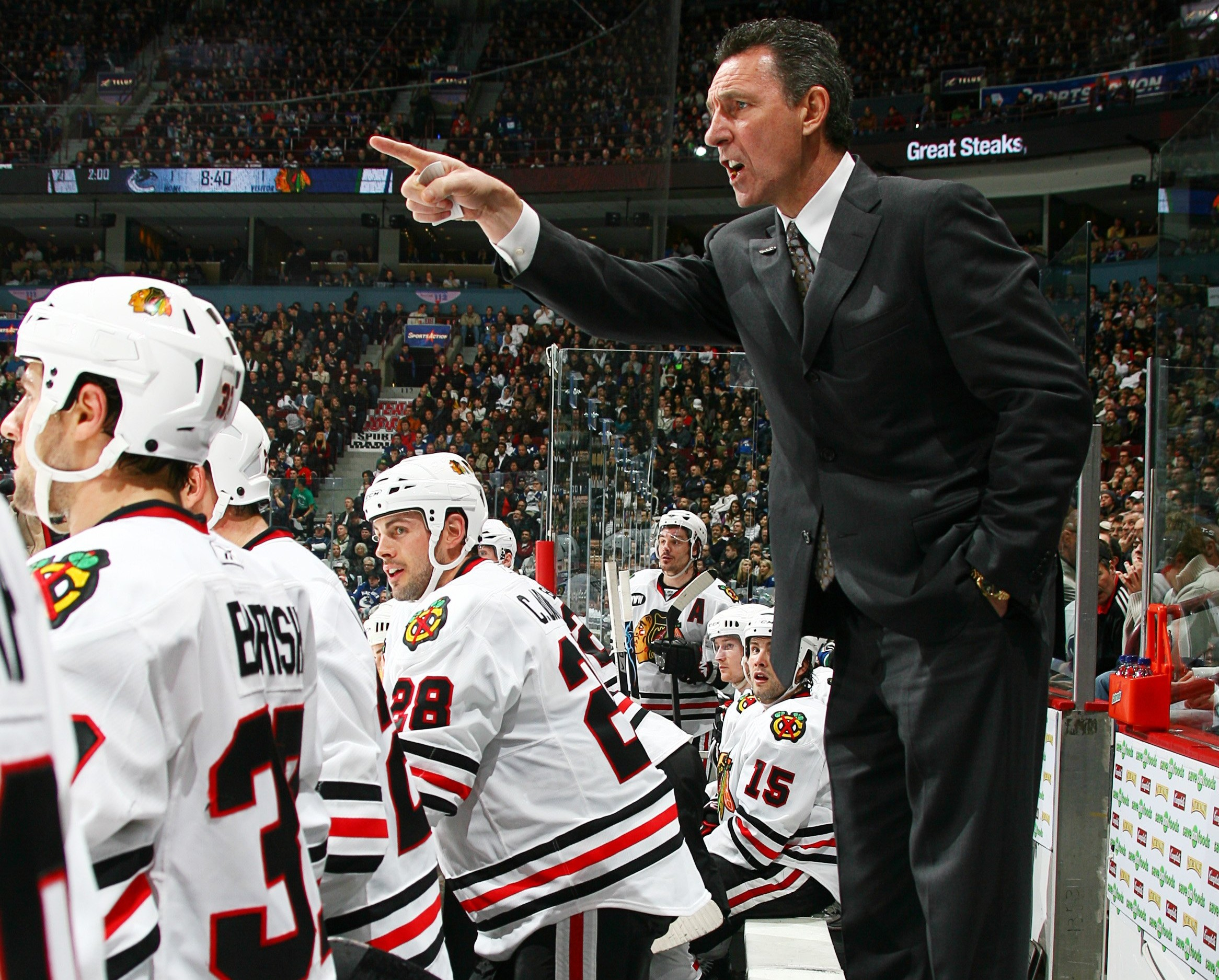 11 Hall of Fame Hockey Players Who Became NHL Head Coaches ...
