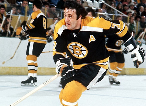 7 phil esposito bruins - hall of fame players who coaches nhl teams