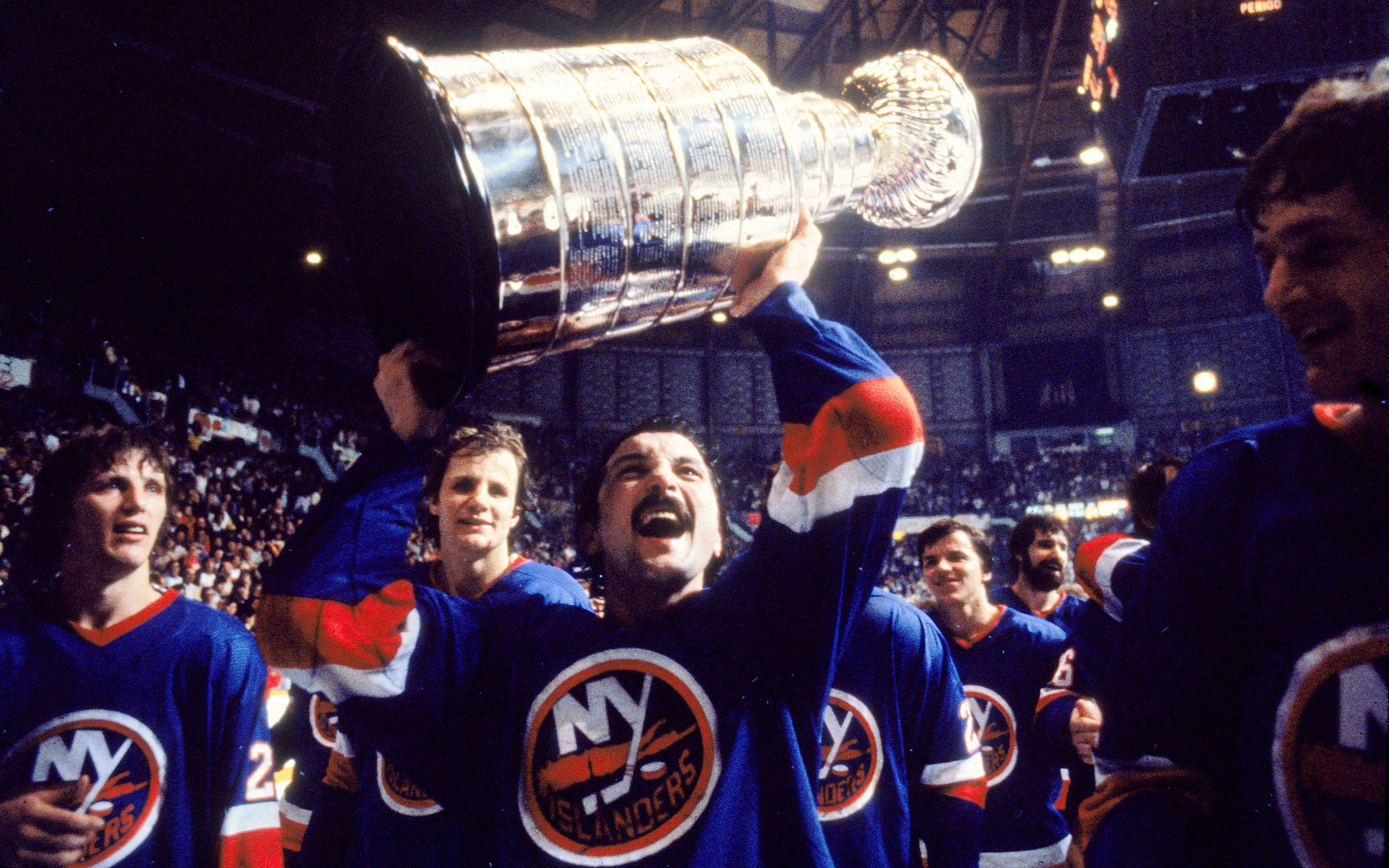8 bryan trottier islanders stanley cup dynasty - hall of fame players who coaches nhl teams
