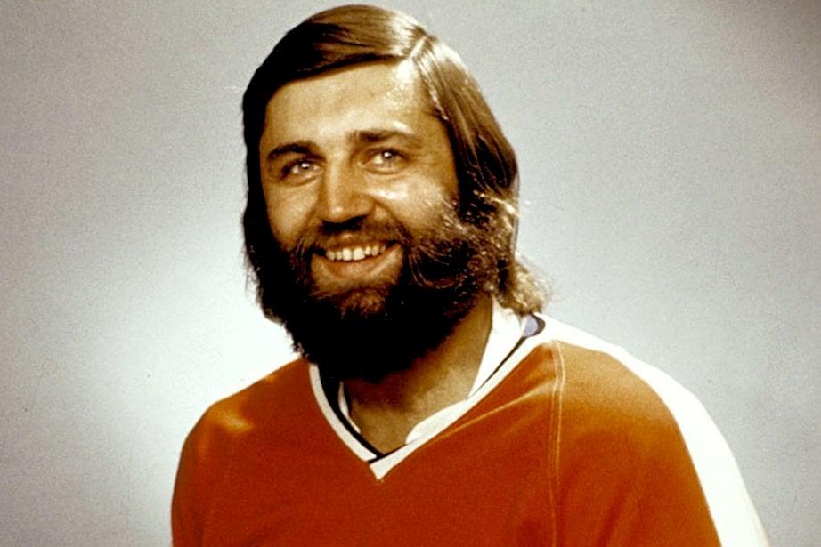 9 bill flett combover - classic hockey hair