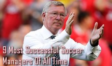 9 Most Successful Soccer Managers Of All Time