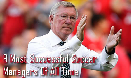 Alex Ferguson clapping