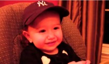 This Baby Can Name A Bunch Of New York Yankees By Their Numbers (Video)