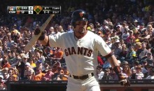 Watch Andres Torres Break a Bat Over His Knee (Video & GIF)