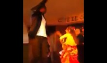76ers Fans Are Going to LOVE This Video of Andrew Bynum Flamenco Dancing in Spain (Video)