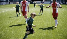 Portland Timbers and Make-A-Wish Foundation Team Up to Give 8-Year-Old Cancer Patient and His Soccer Team the Thrill of a Lifetime (Videos)