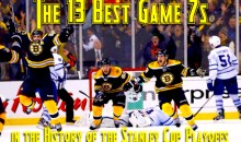 The 13 Best Game 7s in the History of the Stanley Cup Playoffs