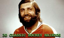 30 Classic Hockey Hairdos