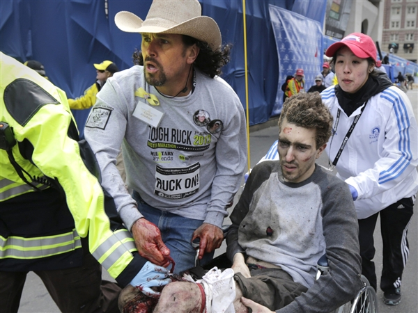 boston marathon bombing jeff bauman and carlos arredondo