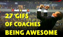 27 GIFs of Coaches Being Awesome