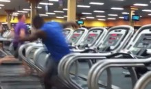 Check Out This Awesome Treadmill Dancer (Video)