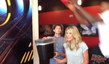 DeAndre Jordan Posterized ESPN's Charissa Thompson (Video)