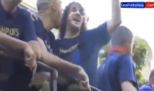 FC Barcelona Players Were Drunk on a Bus During La Liga Title Celebration (Video)