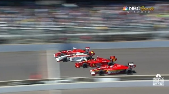four wide photo finish indy lights firestone 100