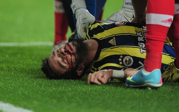 gaitan gonul injury