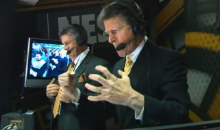 Watch NESN Announcer Jack Edwards' Reaction to the Bruins' Epic Comeback Victory Over the Leafs (Video)