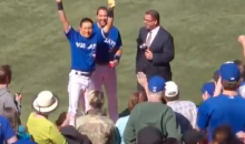Blues Jays Shortstop Munenori Kawasaki Gives Perhaps the Best Post-Game Interview of All-Time (Videos)