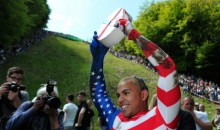American Wins Most Prestigious Cheese Rolling Competition in England (Video)
