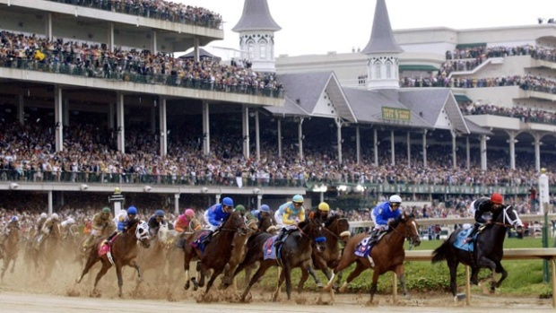 kentucky derby attendance