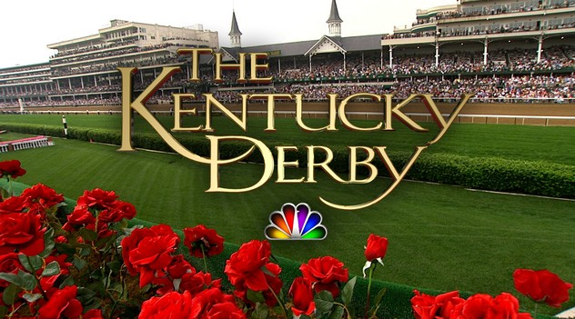 kentucky derby on nbc radio and television