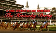 15 Things You Might Not Have Known About the Kentucky Derby