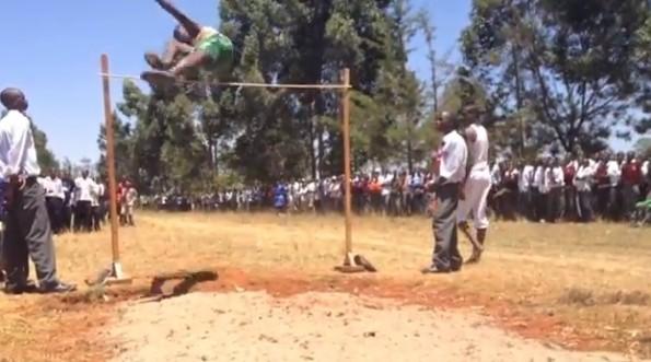 kenya high jump