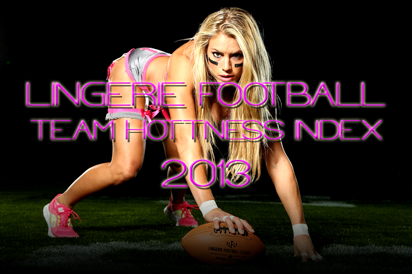 lingerie football league lfl hottest teams
