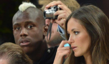 Is This Gorgeous Brunette Mario Balotelli's New Girlfriend? (Pics)