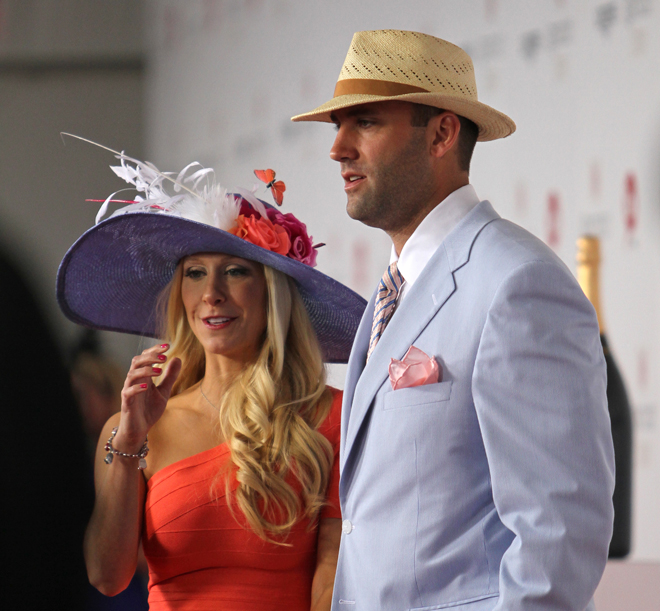 matt schaub kentucky derby