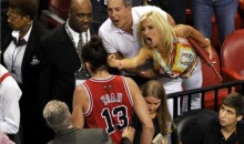 We Now Know the Identify of the Lady Who Gave Joakim Noah the Finger in Miami