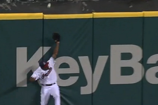 michael bourn home run fail