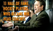 11 Hall of Fame Hockey Players Who Became NHL Head Coaches