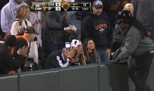 Wave Goodbye to These Giants Fans (GIF)