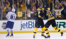 Stat Line of the Night —  5/13/2013 — Patrice Bergeron