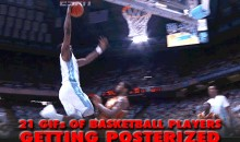 21 GIFs of Basketball Players Getting Posterized