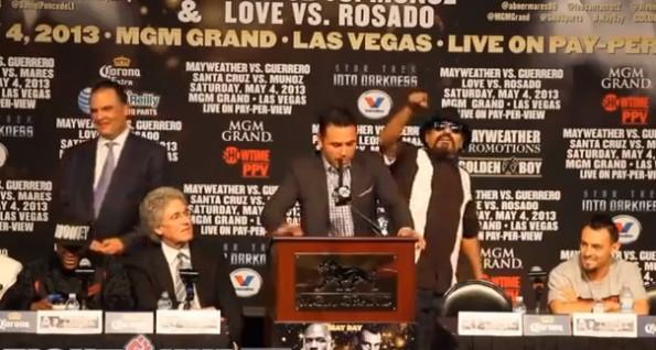 ruben guerrero pre-fight press conference
