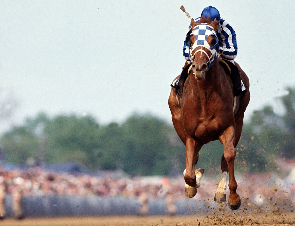 Secretariat at Kentucky Derby