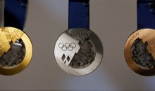 Sochi 2014 Olympic Medals Unveiled (Gallery)