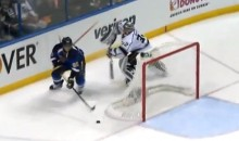 Jonathan Quick Stands on His Head for 70 Minutes Only to Hand the Game to Alex Steen and the Blues in Overtime (Video)