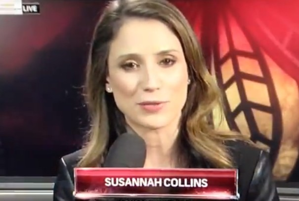 susannah collins blackhawks reporter lots of sex