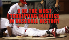9 of the Most Terrifying Injuries in Baseball History