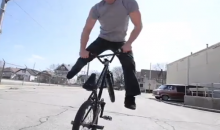 Tim Knoll's BMX Bike Tricks Will Blow Your Minds (Video)