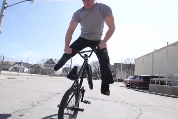 tim knoll bmx bike tricks