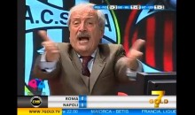 Tiziano Crudeli Was an Emotional Roller Coaster During AC Milan's 2-1 Victory Over Siena on Sunday (Video)