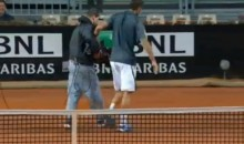 Viktor Troicki Has a Tennis Tirade for the Ages at the Rome Masters (Video)