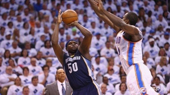 zach randolph vs okc