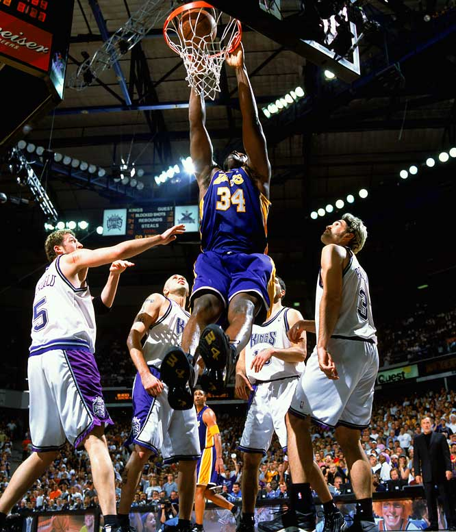 10 2002 western conference finals lakers kings