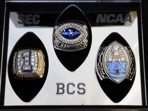 10 auburn 2010 national championship rings - stolen championship rings